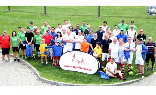A footgolf csúcsa