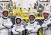 Jelenleg négy civil lebeg súlytalanul az űrben