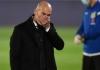 Zidane-nak leáldozott Madridban?