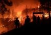 Egész városok porladnak hamuvá Kalifornia tüzeiben