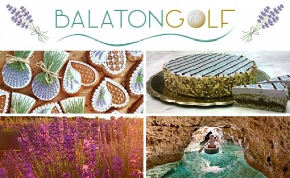 Csobbanjon a golfba vagy a Balatonba!
