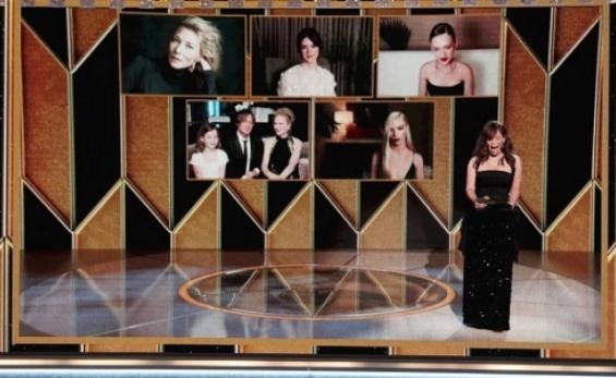 Ilyen volt a járványkorszak első Golden Globe díjátadója