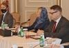 Uniós küldöttség tárgyal a tálibokkal a katari Dohában