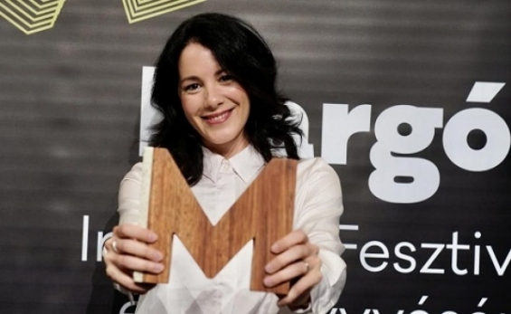 Halász Rita lett az idei Margó-díjas